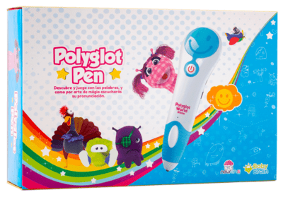 Polyglot-Pen