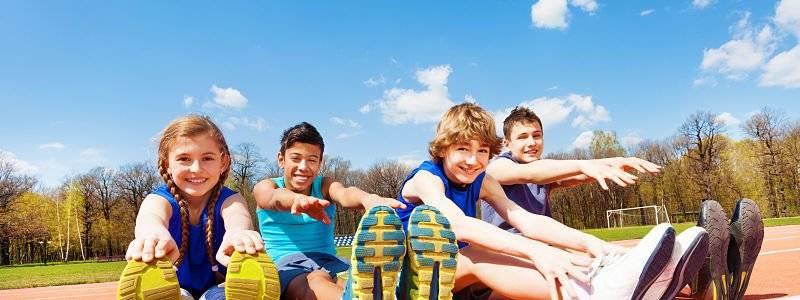 ¿Por qué deben hacer ejercicio físico nuestros hijos?