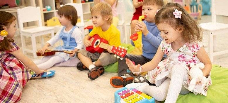 La importancia de la música en el aprendizaje infantil