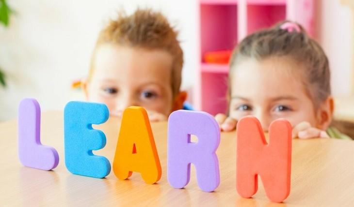 Curiosas y divertidas actividades en inglés para niños de 4 a 7 años