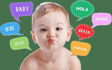 Aprender idiomas para niños