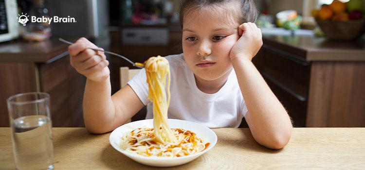 Niños que no quieren comer ¿Qué puedo hacer?