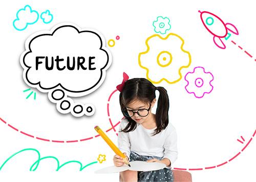 Aprendizaje de idiomas para niños