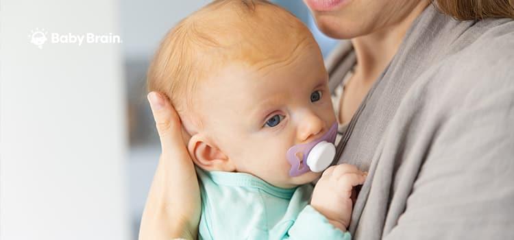 Cada cuánto tiempo hay que cambiarle el chupete al bebé