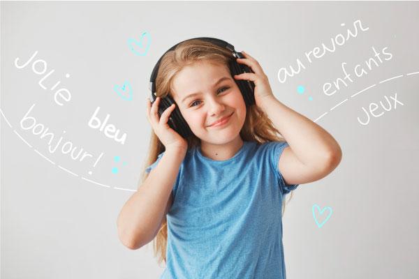 Cómo aprender francés para niños