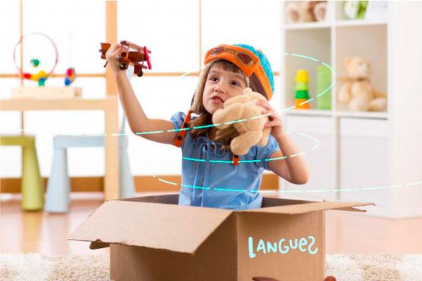 aprendizaje de frances en edades tempranas
