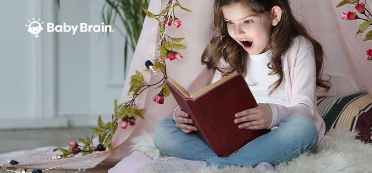 Qué le gusta a los niños de los cuentos infantiles