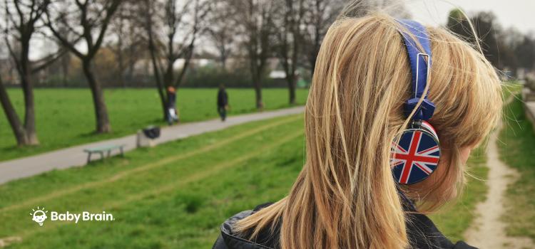 La importancia de hablar ingles en niños