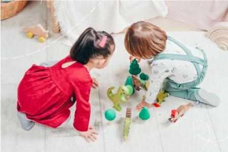 niños aprendiendo chino mandarin