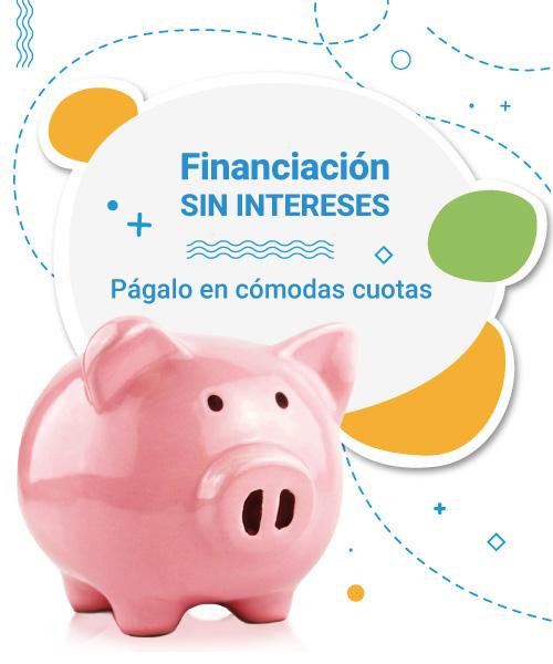 Financiación sin intereses - mov